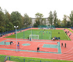 На постройку 36 школьных стадионов в Санкт-Петербурге выделяет около 306 млн рублей